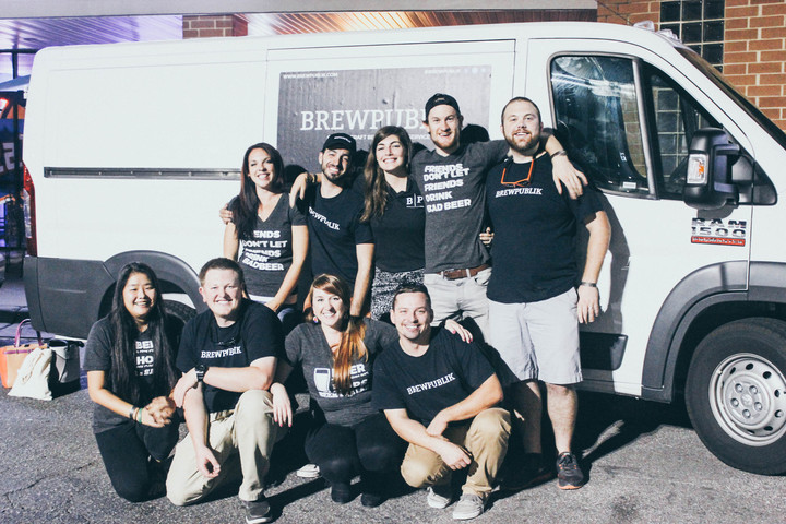 Brewpublik Launches In Raleigh, With Support From Custom Ink! T-Shirt Photo