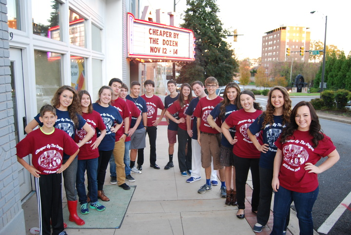 Opening Night T-Shirt Photo