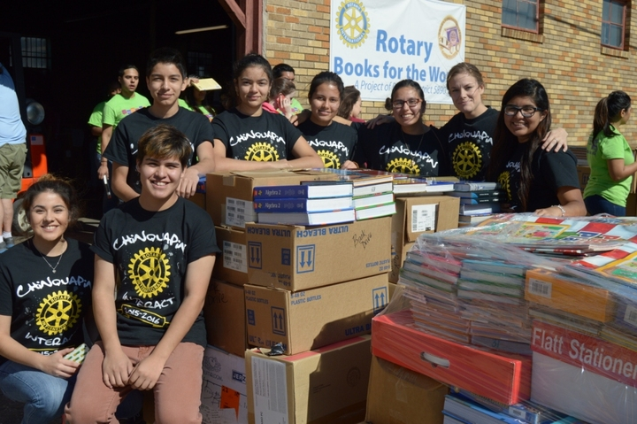 Rotary's Interact Club! T-Shirt Photo