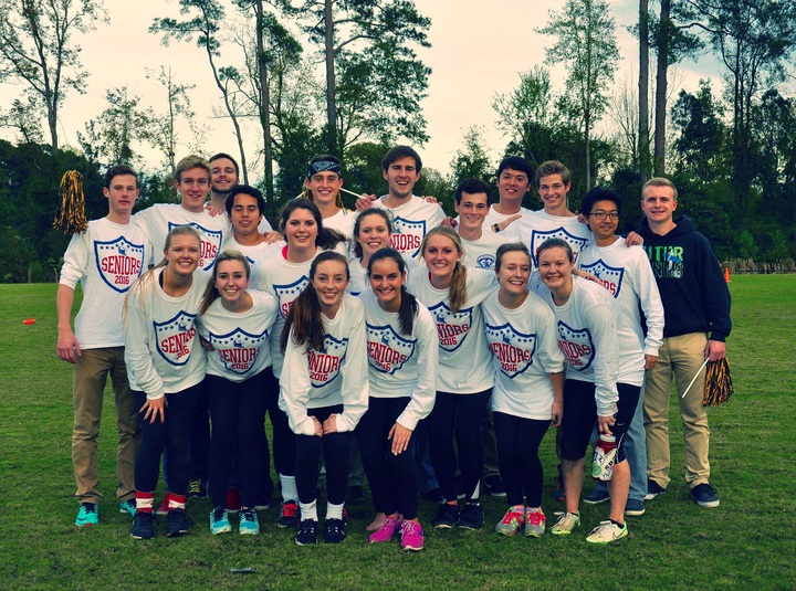 Senior Powder Puff Champions  T-Shirt Photo