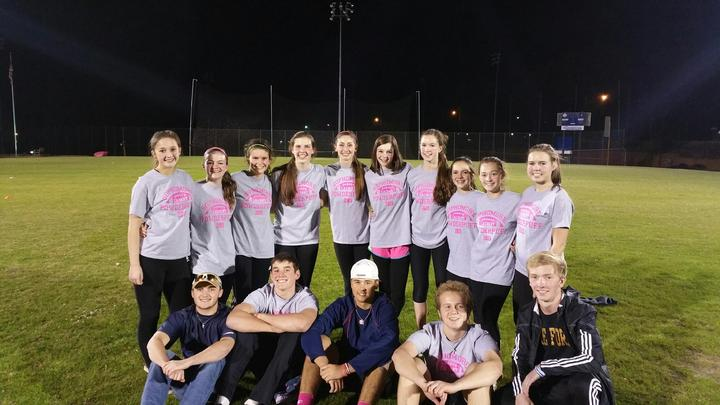 Sophomore 2015 Powderpuff T-Shirt Photo