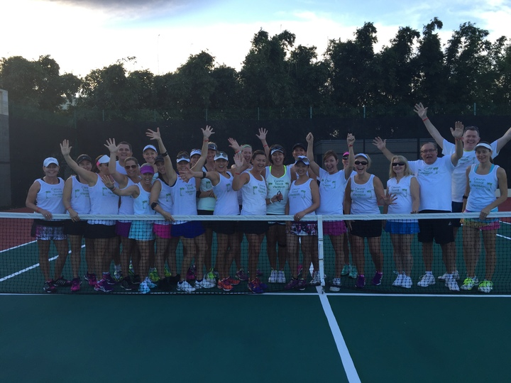 Ernesto's Tennis Group T-Shirt Photo
