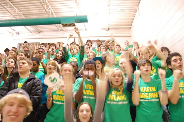 Green Machine Victorious! T-Shirt Photo