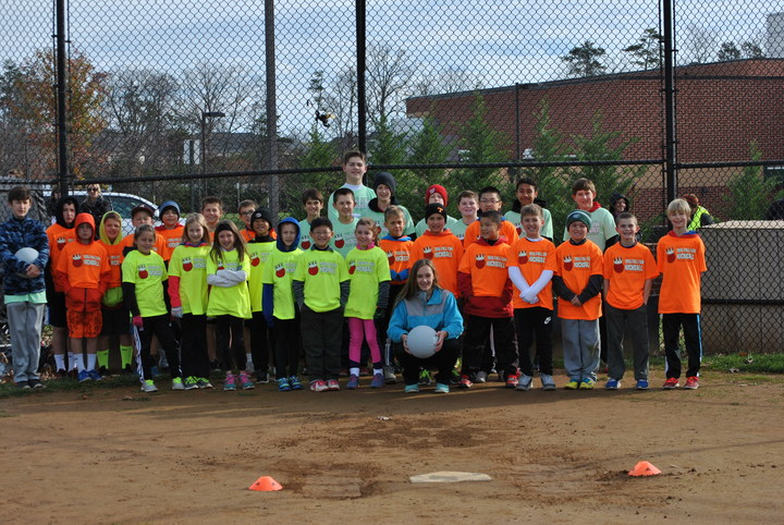 Fall Fun Kickball Tournament T-Shirt Photo