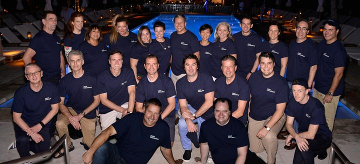 Asset International Offsite Meeting In Miami T-Shirt Photo