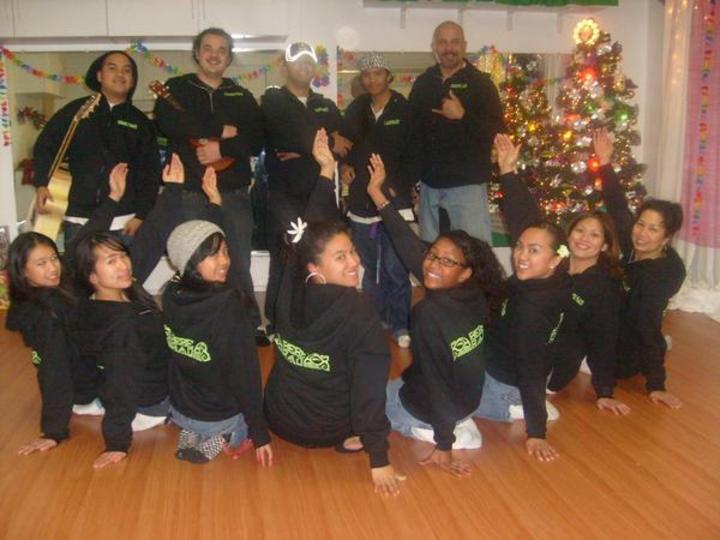 Here Hau Dance Group T-Shirt Photo