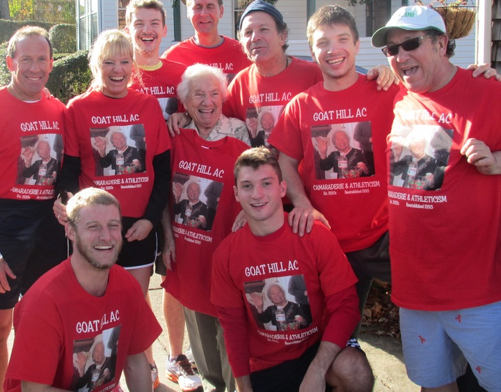20th Running Of The Goats T-Shirt Photo