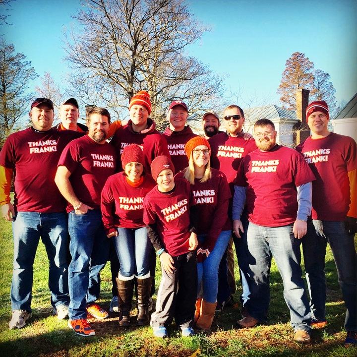 Thanks Frank   Lot 13 Tailgate Crew T-Shirt Photo