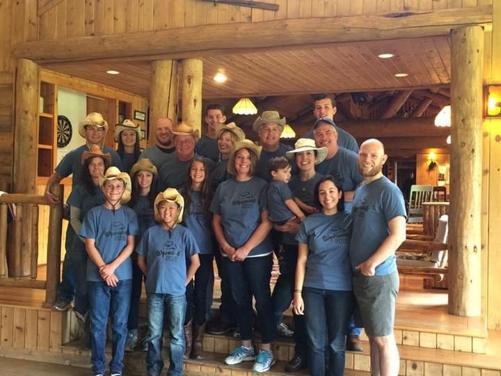 Brooks Lake Bandits T-Shirt Photo