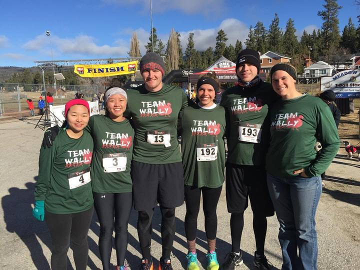 Turkey Trot Team Wally T-Shirt Photo