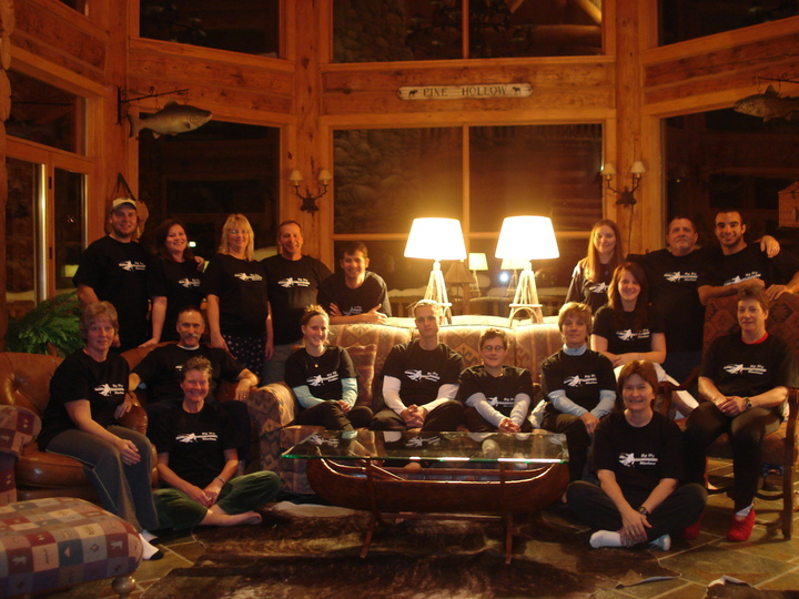 Big Sky 2009 T-Shirt Photo