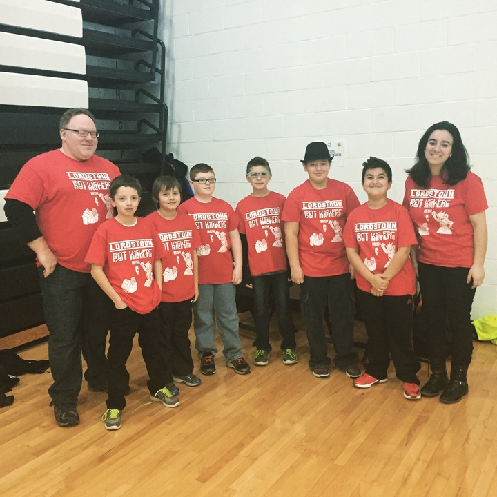 Lego League  T-Shirt Photo