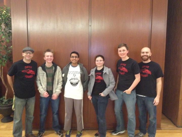 Jaws Comet Advances To Nationals! T-Shirt Photo