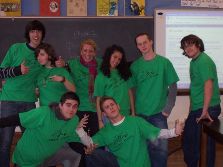 George School 2010 Chyea T-Shirt Photo