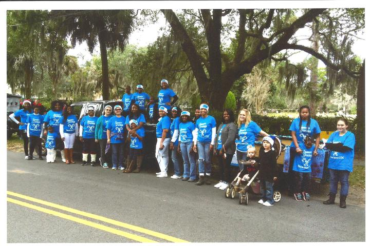 Parris Island Cdc Christmas Parade 2015 T-Shirt Photo