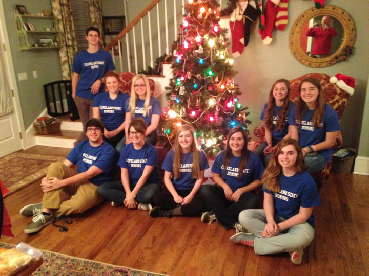 Merry Christmas From Our Team! T-Shirt Photo