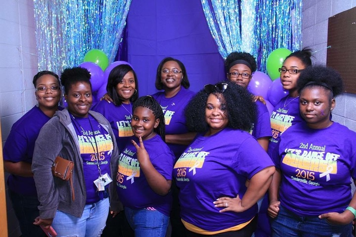 2nd Annual Let's Dance Off Epilepsy 2015 T-Shirt Photo