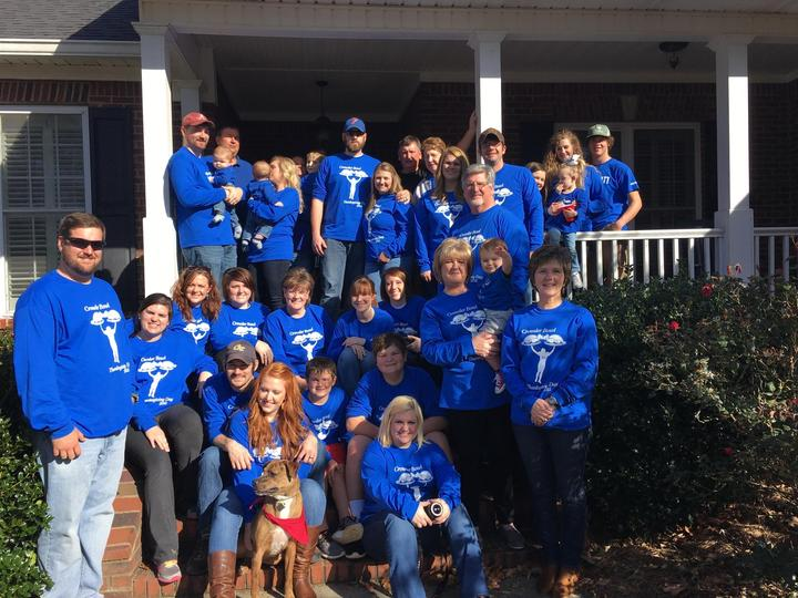Crowder Family T-Shirt Photo