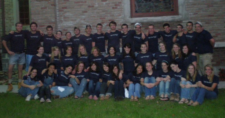 Gci New Orleans Team 2009 T-Shirt Photo