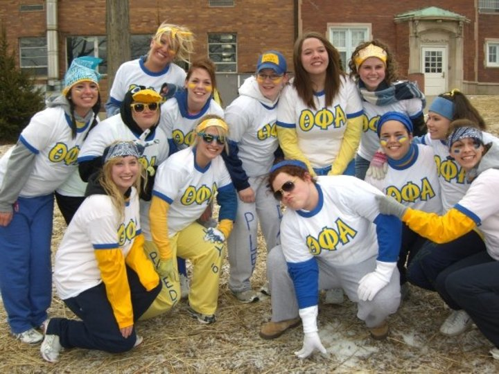 Newest Theta Phi's On Bid Day '09 T-Shirt Photo