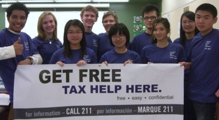 Volunteer Income Tax Assistance T-Shirt Photo