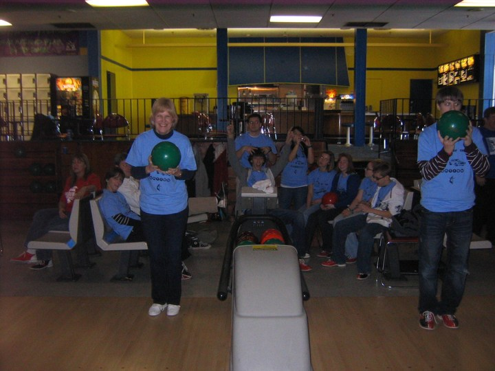 Church Of The Incarnation Youth Group Bowlers T-Shirt Photo