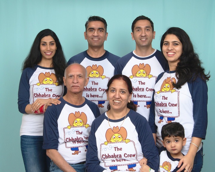 Chhabra Crew T-Shirt Photo