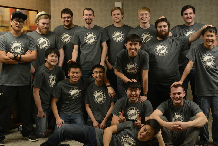 Glhf Gaming Community T-Shirt Photo