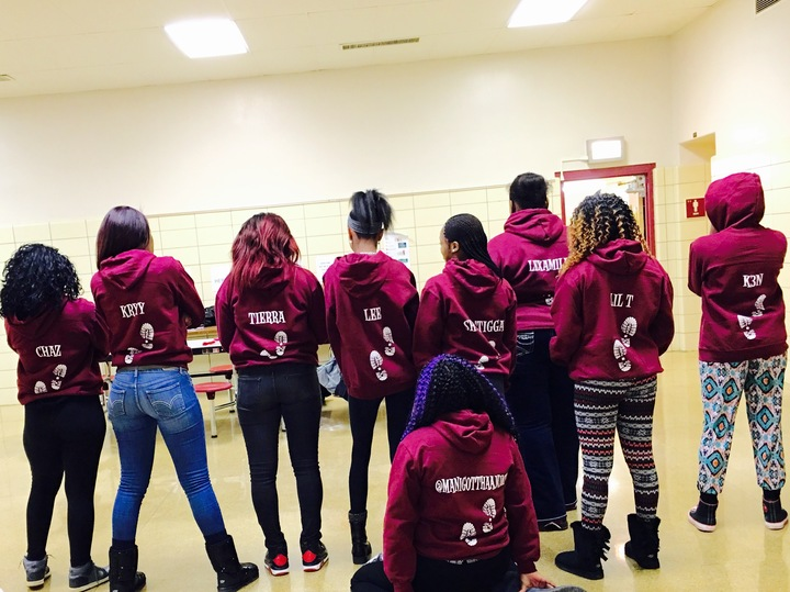 Lths Step Team T-Shirt Photo