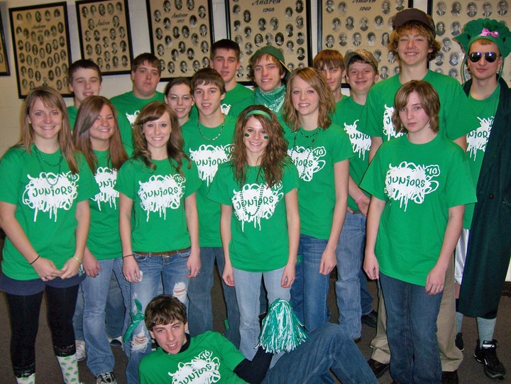 Ho Me Co Mi Ng Spirit Week 2009    T-Shirt Photo
