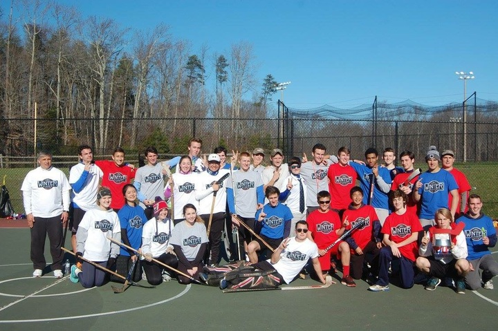 The 6th Annual Riva Winter Classic T-Shirt Photo