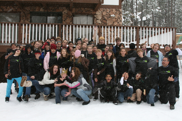 Winter Retreat T-Shirt Photo