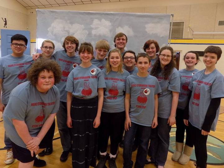 Mvhs Storybook Theater T-Shirt Photo