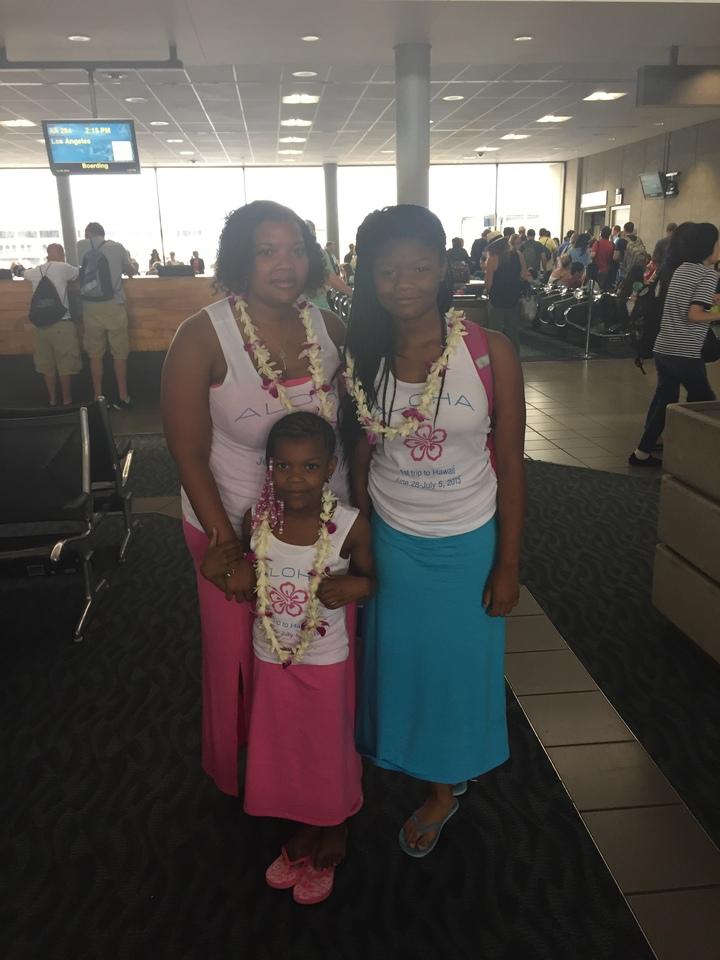 Aloha 1st Trip To Hawaii T-Shirt Photo