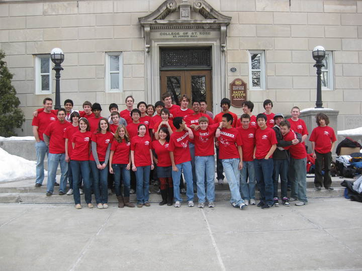 Science Olympiads T-Shirt Photo