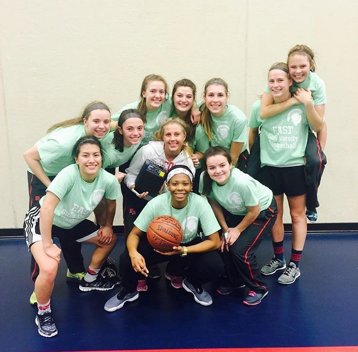 Brookfield East 5th In State Thanks To Custom Ink T-Shirt Photo