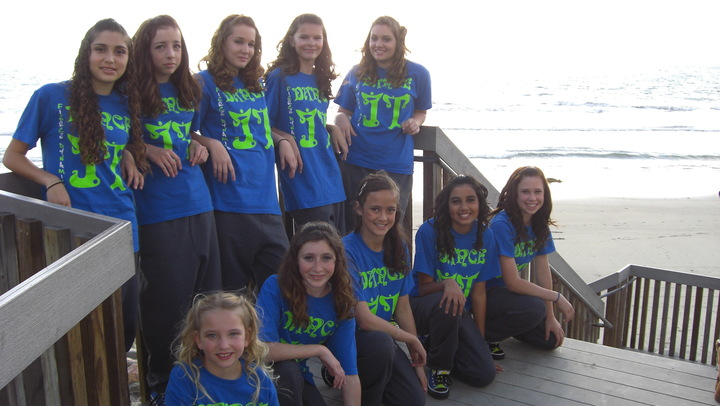 Fd Hip Hop Dance Crew T-Shirt Photo
