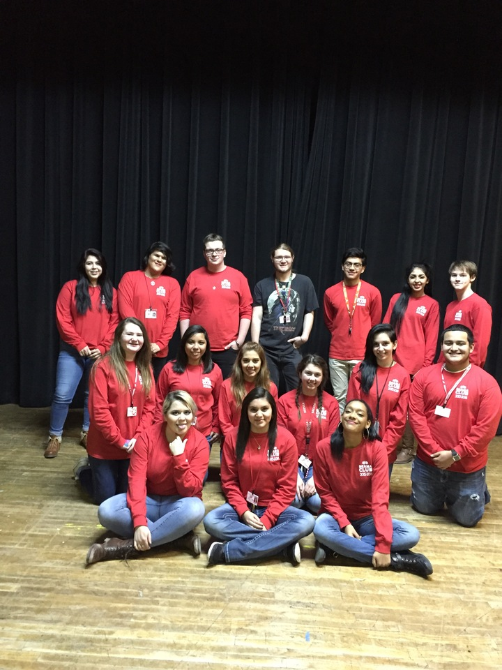 Odessa High Production Theatre T-Shirt Photo