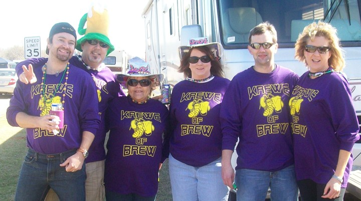 Mardi Gras 2009 T-Shirt Photo