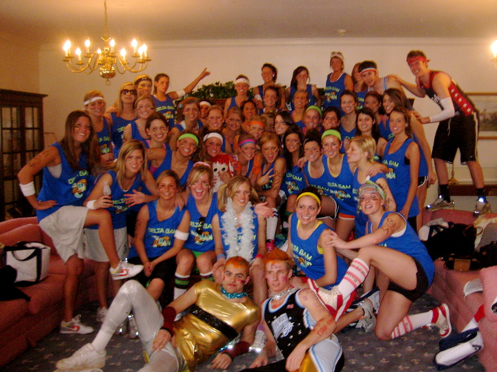 Spirit Award Winners Delta Gamma T-Shirt Photo