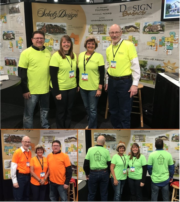 """Standing Out"" At The International Builders Show! T-Shirt Photo"