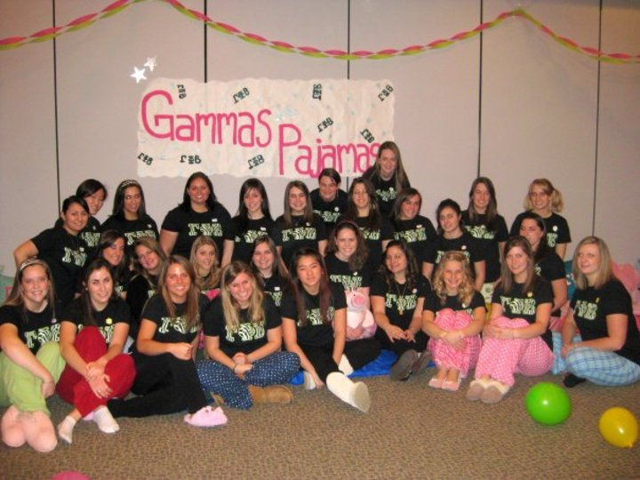 Gamma Phi Beta T-Shirt Photo