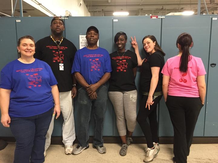 Postal Clerks T-Shirt Photo