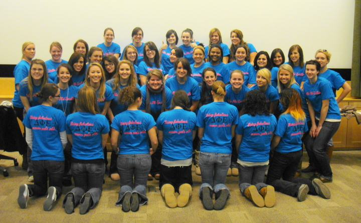 Dphie Girls T-Shirt Photo