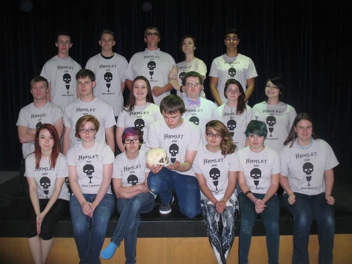Hamlet T-Shirt Photo