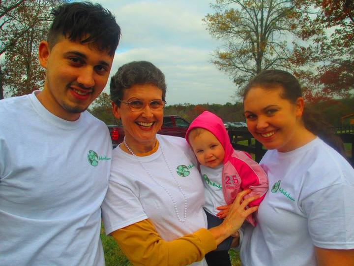 Sparc Of Hope Walk 10/24/15 T-Shirt Photo