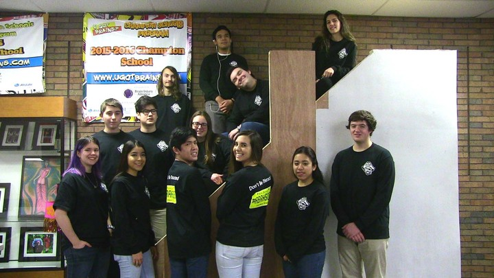 Red Bank Regional High School Safe Driving Committee T-Shirt Photo