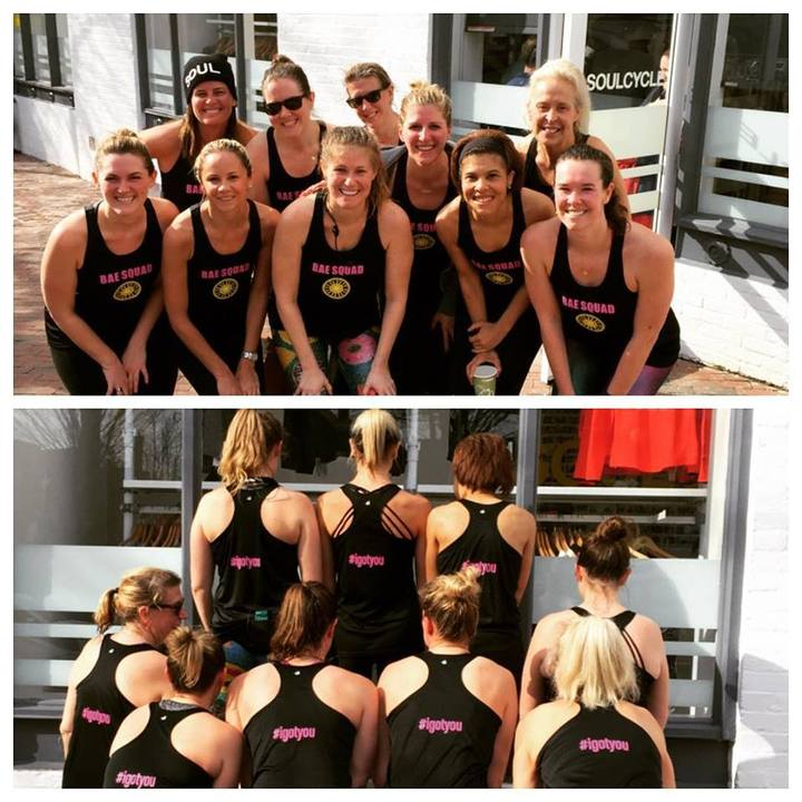 So Much Soul In Dc And Md W/ Custom Ink And Soul Cycle! T-Shirt Photo