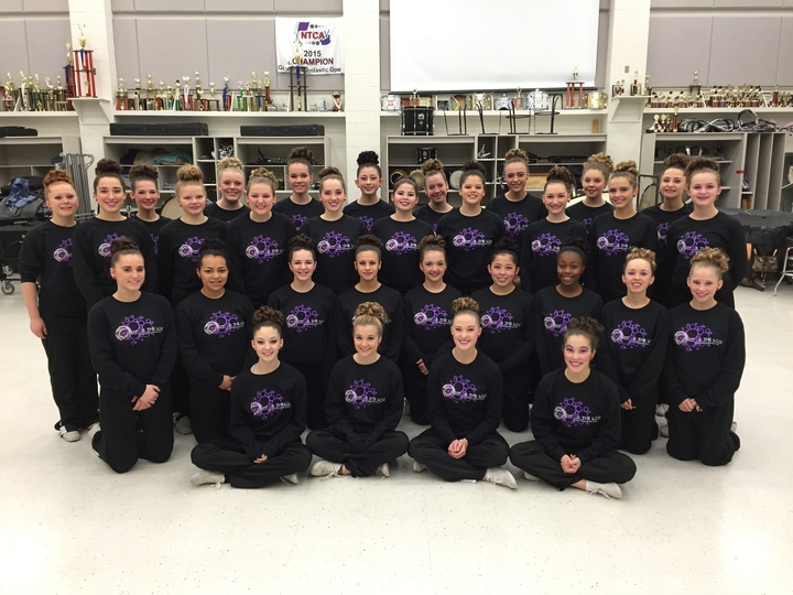 2016 Marcus Winter Guard T-Shirt Photo