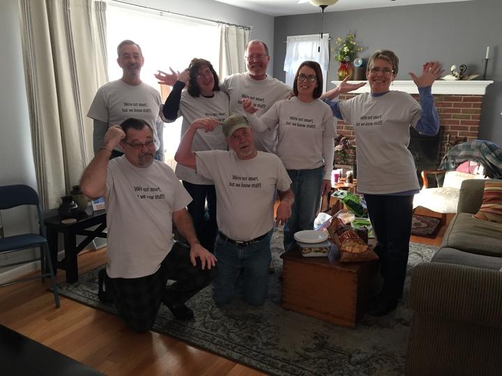 We're Not Smart T-Shirt Photo